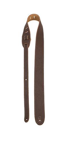 Perris - Correa de piel italiana para guitarra (piel suave de alta gama), 5 cm de ancho y XL, extra larga, apto para la...