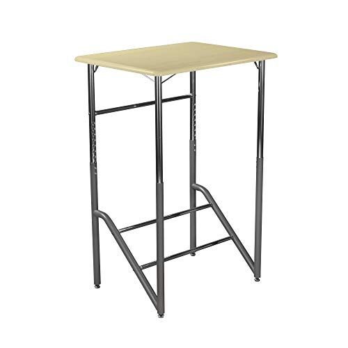 - VARIDESK Education- Stand2Learn Desk 5-12 - Adjustable Height Student Activity Standing Table