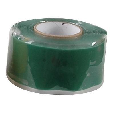 Self-Sealing Silicone Insulation and Repair Tape - Green - 1inch x 10'