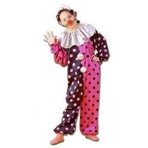 Party clown suits (Carnival) by Maru collection