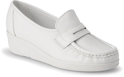 Nurse Mates - Womens - Pennie White 6.5 M US