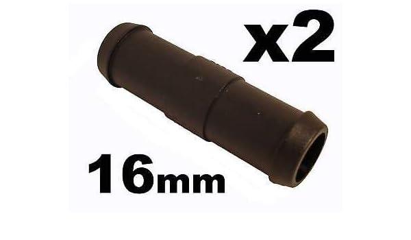 Para sistemas de ventilaci/ón 227s Conector recto para tubos de 3/mm Pack de 5 refrigeraci/ón y el dep/ósito
