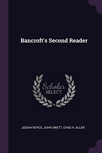 Bancroft's Second Reader