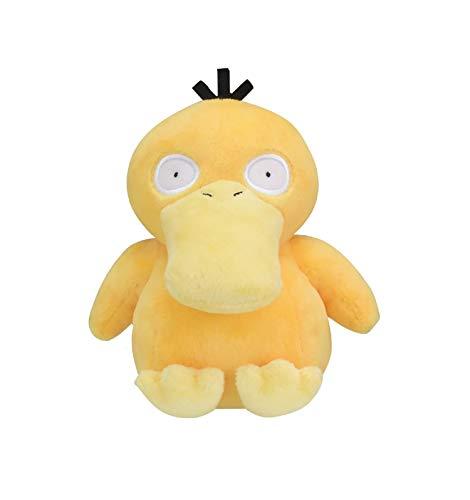 (Pokemon Center Original Fit Psyduck Psykokwak Enton Plush Peluche)