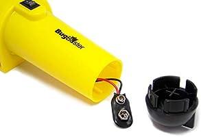 Sonic Technology BugBuster - Atrapa-insectos con aspirador para ...