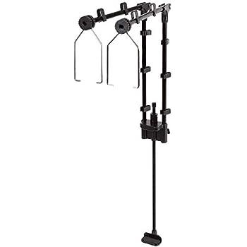 REPTI ZOO Reptile Lamp Stand Lamp Hanger Holder Adjustable Metal Lamp Support for Reptile Glass Terrarium Heating Light