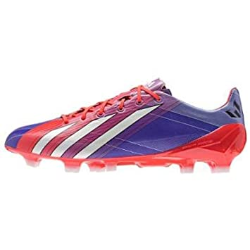 a1392d7f3ce adidas F50 ADIZERO-MESSI (SYNTHETIC) TRX FG SOCCER CLEATS (PURPLE ...