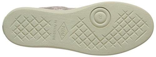 Palladium Ganama Print - Zapatillas de deporte Mujer Gris - Gris (C50 Perla/Flower)