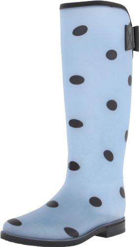 Smutstvätt Från Chinese Laundry Kvinna Kunglig Regn Boot Bebis Blå / Blå