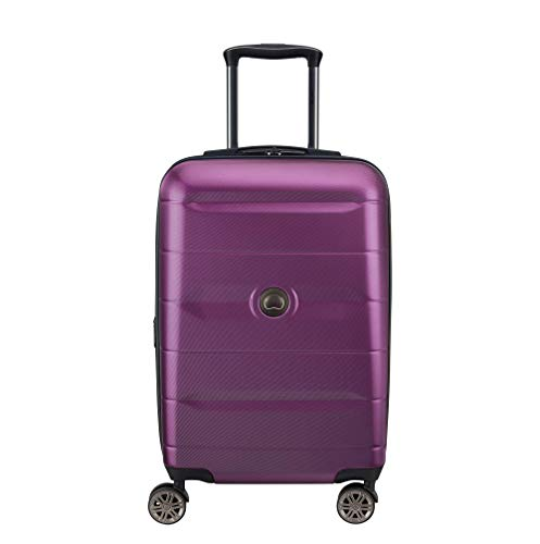 Delsey Luggage Carry-on, Purple (Delsey Luggage International)
