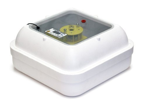 GQF 1588 Genesis Hova-Bator Incubator for Chicken, Quail, Duck & Reptile Egg Hatching, No Egg Turner, Easy to use Hovabator