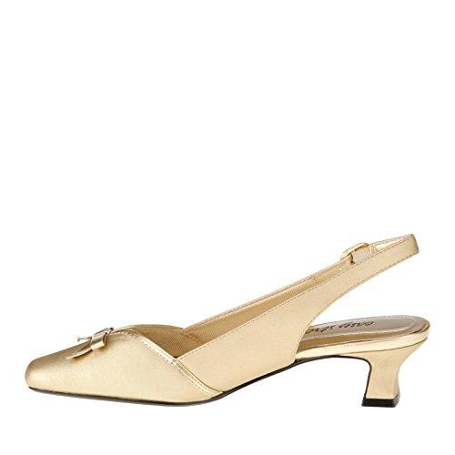 Facile Rue Womens Incroyables Chaussures À Talons Hauts Jaune