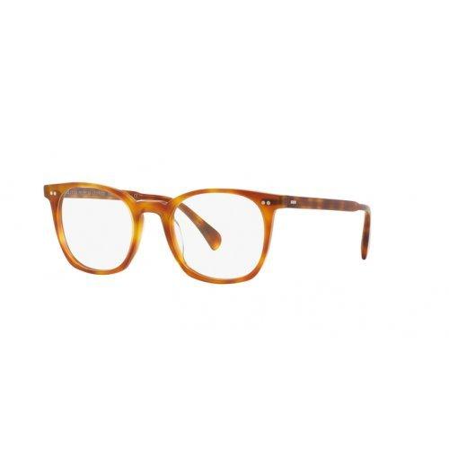 Oliver Peoples Eyeglasses L.A. Coen 5297U 1483 Light Havana with Interchangeable Optic ()