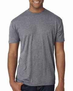 Next Level 6010 Men's Tri-Blend Crew Tee - XX-Large - Premium - Clothes Tri
