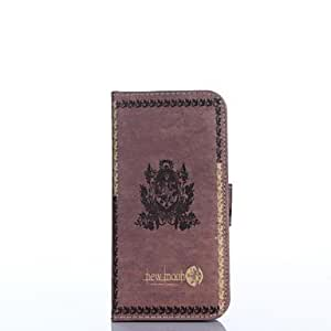 Fashionable The Scrolls PU Leather Full Body Case with Card Slot for iPhone 6 Cases, iphone 6 Covers