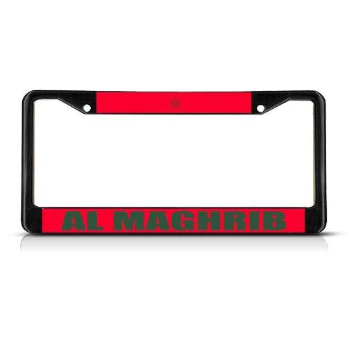 al license plate frame - 3