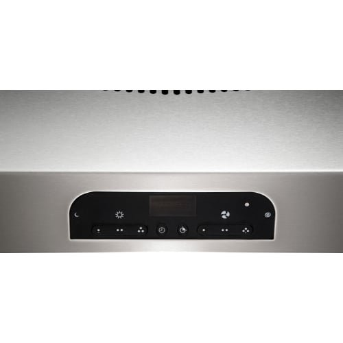 QP336SS 36'', Under Cabinet Range Hood - Stainless Steel, 450 CFM by Air Flow (Image #3)