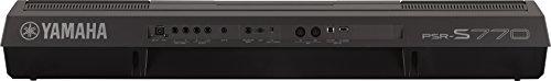 Yamaha psr s770 61 key arranger workstation buy online for Yamaha psr s770 61 key arranger workstation