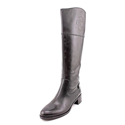 Franco Sarto Chipper Leather Womens Fashion - Knee-High