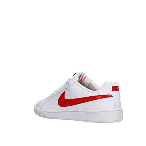 Royale University Fitness Red da White 114 White Donna Multicolore Scarpe NIKE Court 1wxqUTaxp
