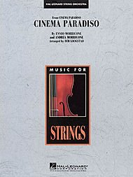 Cinema Paradiso (Love Theme Cinema Paradiso Sheet Music Violin)