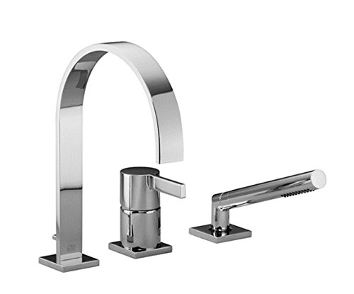 Dornbracht 27312782-00 - Three-hole single-lever tub mixer w/Hand (Dornbracht Tub Mixer)