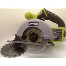 Ryobi One P504G 18V Cordless Circular Saw 5-1/2 inch (Battery and Charger Not Included))