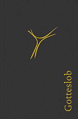 Gotteslob – Kunstleder Schwarz mit Goldschnitt: Katholisches Gebet- und Gesangbuch