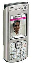Nokia N70 Unlocked Classic Bar 3G Smart Phone S60 System (Light Gray)
