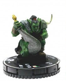 Heroclix Mage Knight: Resurrection Starter Set #105 Harrowblade Figure Complete with Card