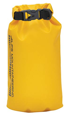 ALPS Mountaineering Dry Passage Waterproof Dry Bag 5L, Gold