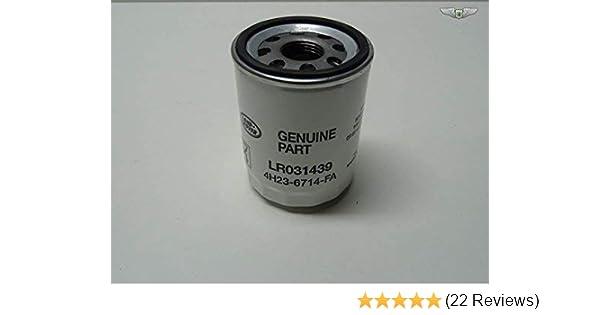 L320 /& L322 Land Rover Genuine Parts LR031439 Oil Filter 4.4L V8 LR3