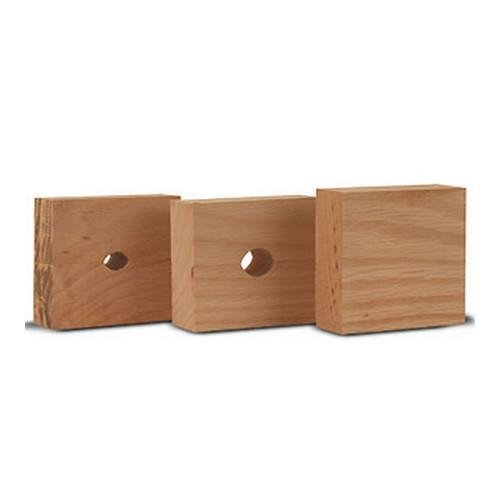 Wheeler Set of 3 Replacement Oak Bushings by Wheeler