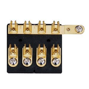 Prime Products 083002 2 Gang Fuse Block