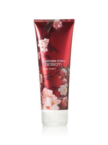 Bath & Body Works japonais Signature Collection cerise Blossom Crème pour le corps 8 oz