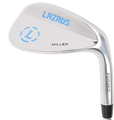 LAZRUS Premium Forged Golf Wedge Set for Men - 52 56 60 Degree Golf Wedges + Milled Face for More Spin - Great Golf Gift from LAZRUS Golf