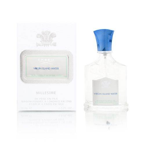 Creed Virgin Island Water for Men Millesime Spray, 2.5 Ounce