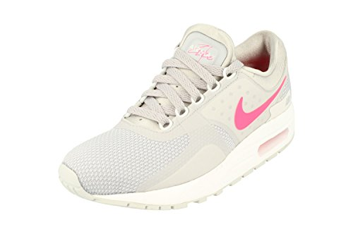 Nike Grade-School Air Max Zero Essential Wolf Grey/Racer Pink-White 881229-003 Shoe 3.5Y M US Youth by Nike (Image #4)