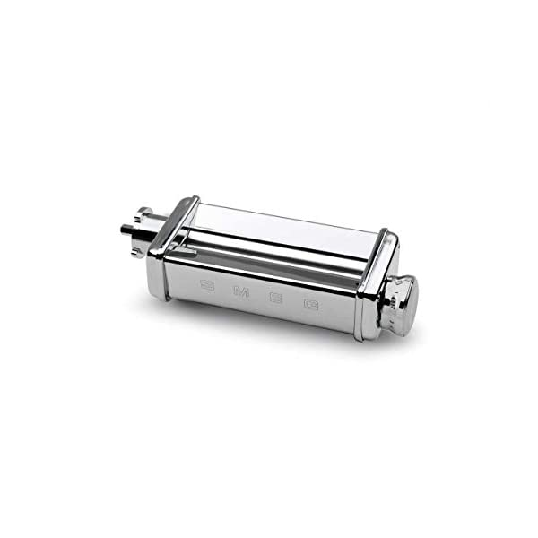 Smeg SMPC01 Pasta Roller & Cutter Set, Silver 4