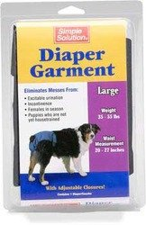 Br Diaper Garment Dog Lg (Diaper Bramton Dog Garment)