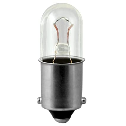 0.05 Amps OCSParts 1828 Light Bulb 37.5 Volts