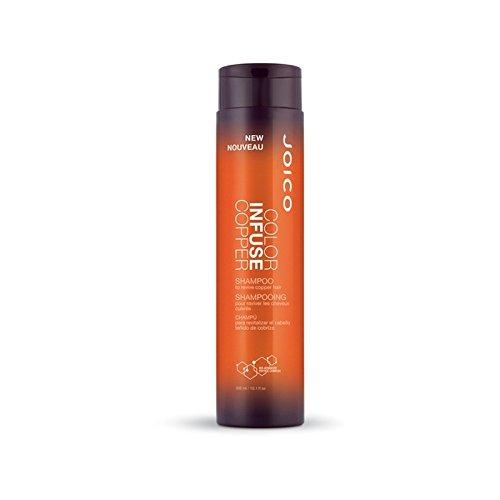 Joico Color Infuse Copper Shampoo 300ml (Pack of 6) - ジョイコ色は、銅シャンプー300ミリリットルを注入します x6 [並行輸入品] B071NHDLTD
