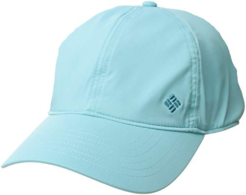 Columbia Unisex Coolhead II Ball Cap,Clear Blue