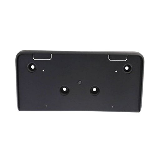 PC017317 - Equinox Front License Plate Bracket, Textured (Black) (Group License Plate)
