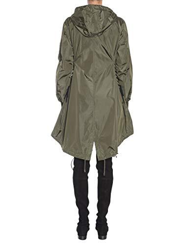 Moschino Vert A062055141440 Acrylique Blouson Femme rw1nFr