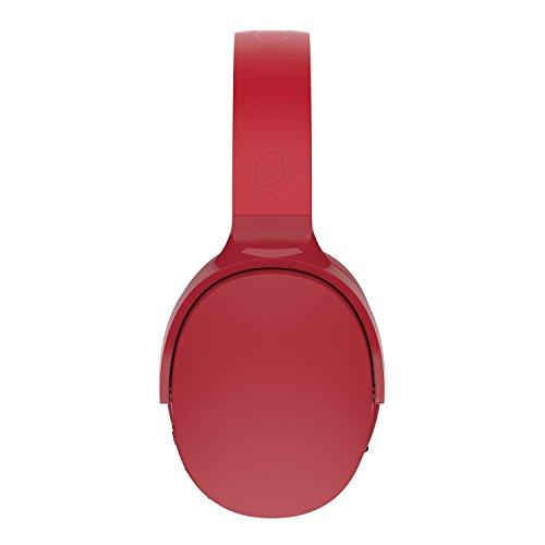 Skullcandy HESH 3 Red Wireless Bluetooth Headphones With iOttie RapidVolt Micro USB Car Charger by Skullcandy (Image #3)