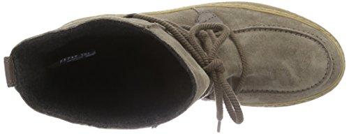 Gabor Sko 53,741 Kvinder Halv-aksel Støvler, Slip-flerfarvet (wallaby / Vulcano 13)