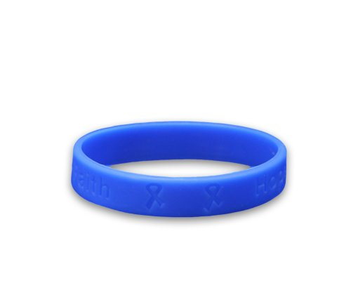 Fundraising For A Cause Esophageal Cancer Awareness Silicone Bracelet (Retail)