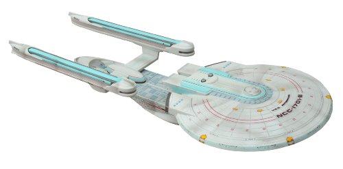 DIAMOND SELECT TOYS Star Trek Electronic Battle Damaged Enterprise B - Electronic Star Trek