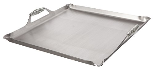 Rocky Mountain Cookware Master Chef 7 Gauge Steel Griddle, 24